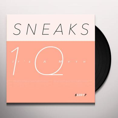 SNEAKS IT'S A MYTH Vinyl Record