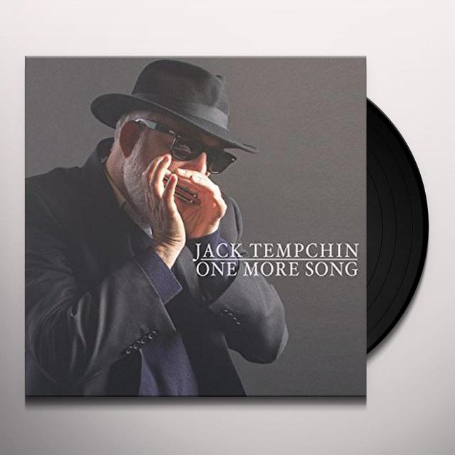 Jack Tempchin ONE MORE SONG Vinyl Record