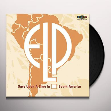 Emerson Lake & Palmer ONCE UPON A TIME IN SOUTH AMERICA Vinyl Record
