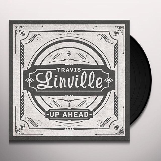 Travis Linville UP AHEAD Vinyl Record