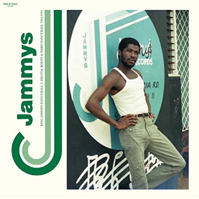 KING JAMMYS DANCEHALL 2: DIGITAL ROOTS HARD / VAR Vinyl Record