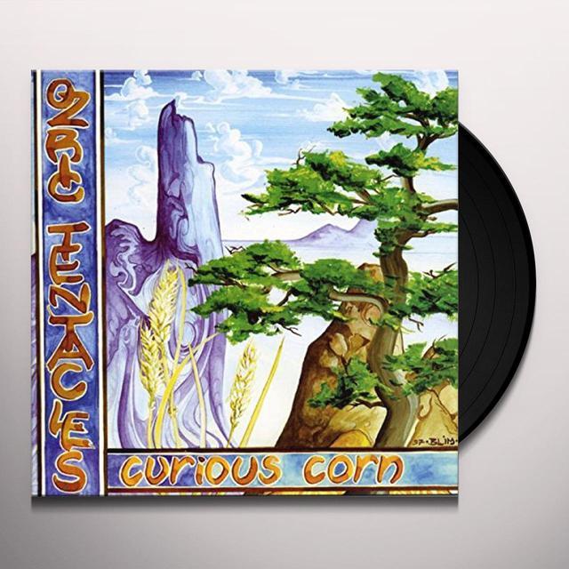 Ozric Tentacles CURIOUS CORN Vinyl Record