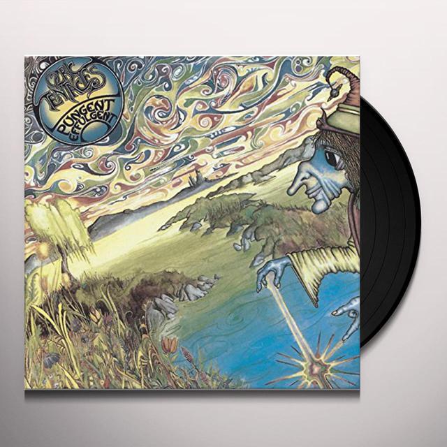Ozric Tentacles PUNGENT EFFULGENT Vinyl Record