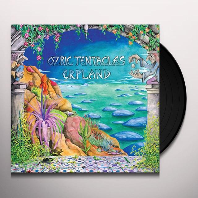 Ozric Tentacles ERPLAND Vinyl Record