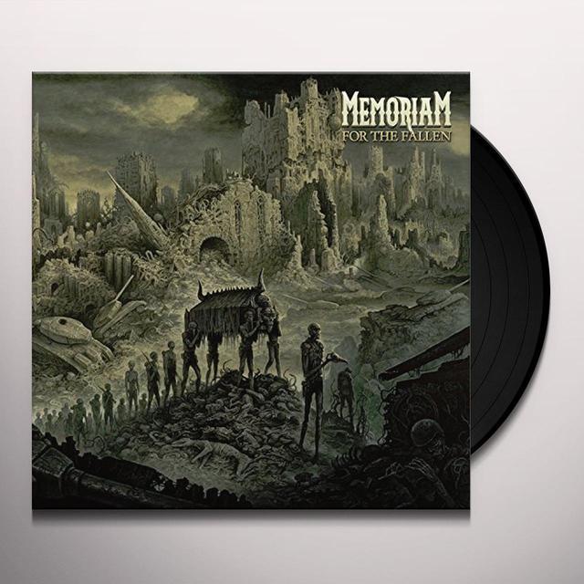 MEMORIAM FOR THE FALLEN (BEER VINYL) Vinyl Record