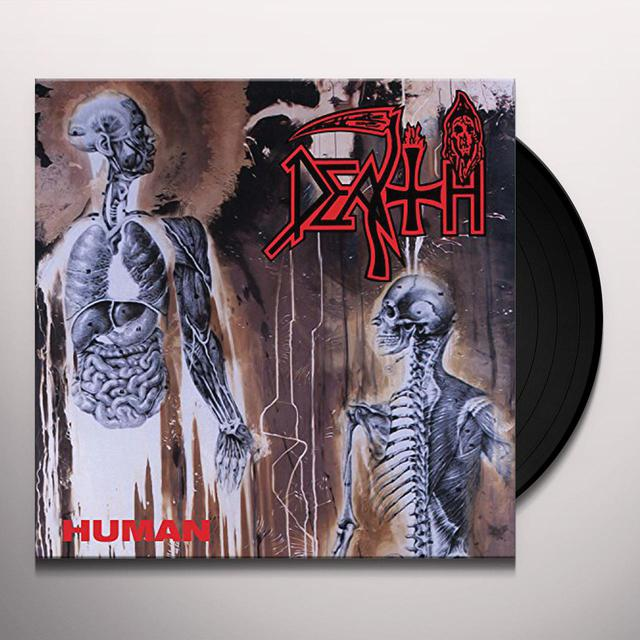 Death HUMAN Vinyl Record