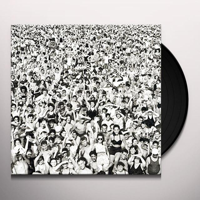 George Michael LISTEN WITHOUT PREJUDICE Vinyl Record