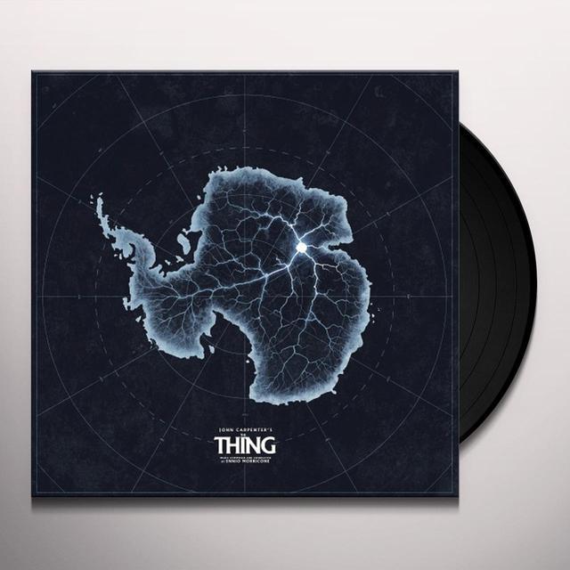 Ennio Morricone THE THING / O.S.T. Vinyl Record
