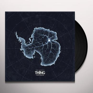 Ennio Morricone THE THING / O.S.T. Vinyl Record