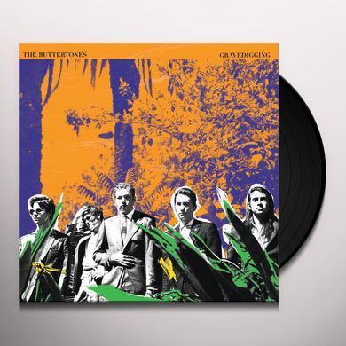 Buttertones GRAVEDIGGING Vinyl Record