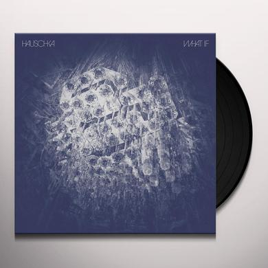 Hauschka WHAT IF Vinyl Record