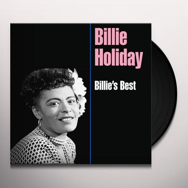 Billie Holiday BILLIE'S BEST Vinyl Record