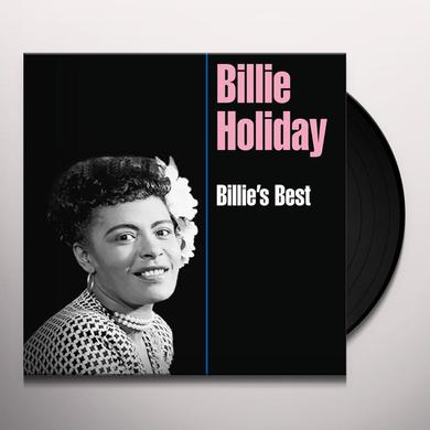 Billie Holiday BILLIE'S BEST Vinyl Record