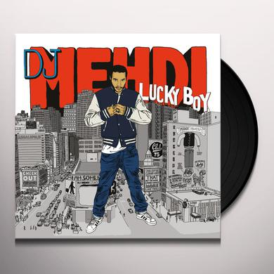 Dj Mehdi LUCKY BOY (2017 EDITION) Vinyl Record