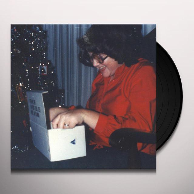 Mazozma HEAVY DEATH HEAD Vinyl Record