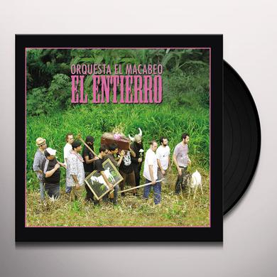 Orquesta El Macabeo EL ENTIERRO Vinyl Record