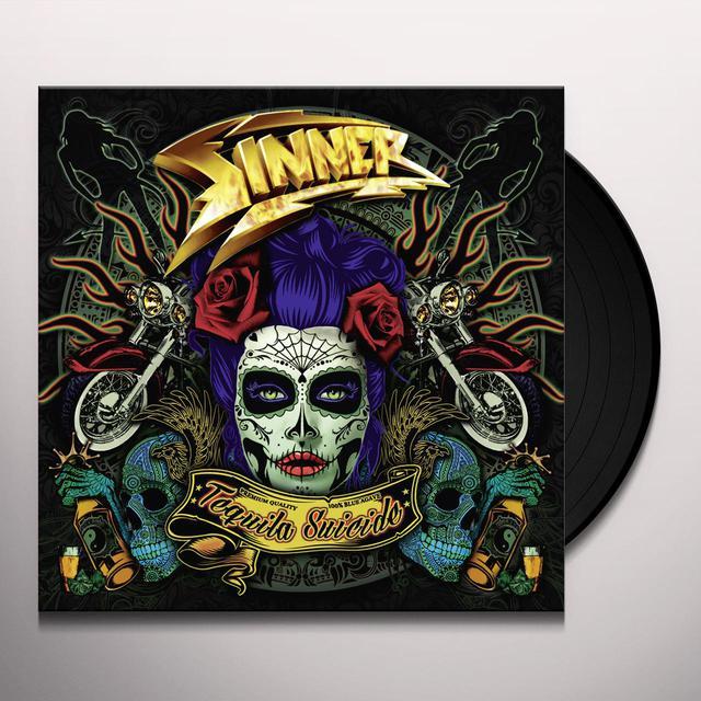 Sinner TEQUILA SUICIDE Vinyl Record