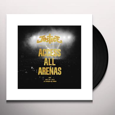 Justice ACCESS ALL ARENAS (2017 EDITION) Vinyl Record