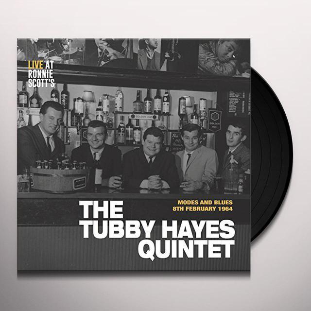 Tubby Hayes MODES & BLUES Vinyl Record