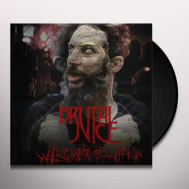 Brutal Juice WELCOME TO THE PANOPTICON Vinyl Record