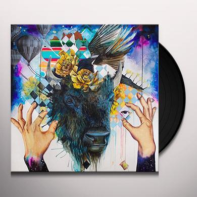 Balto STRANGERS Vinyl Record