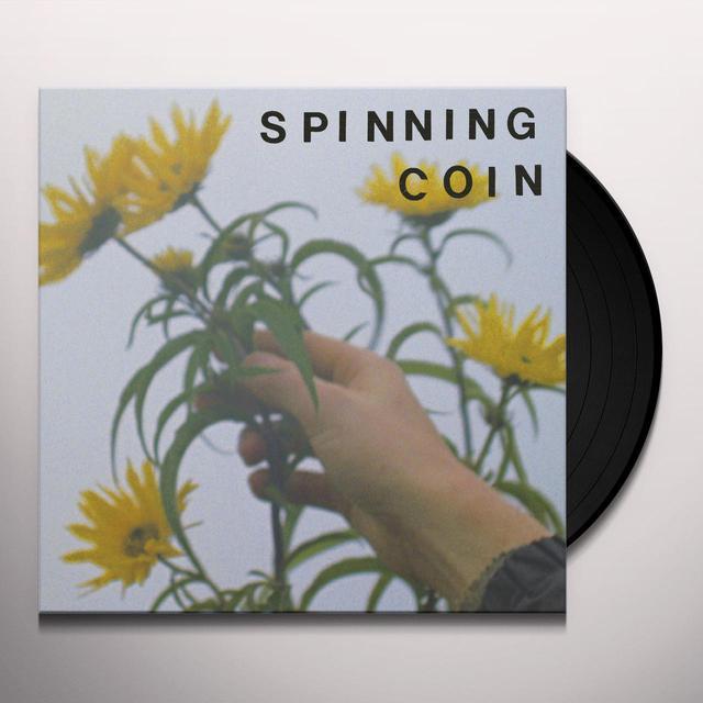 Spinning Coin RAINING ON HOPE STREET Vinyl Record
