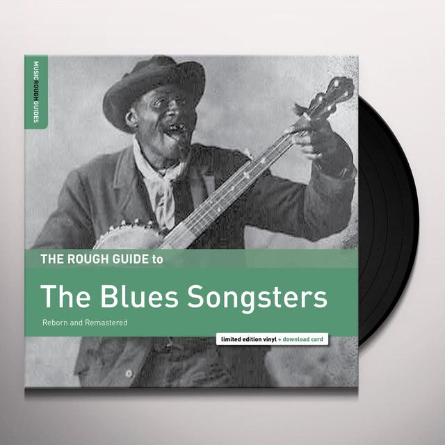 Rough Guide To The Blues Songsters / Various Vinyl Record
