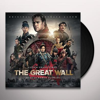 RAMIN DJAWADI GREAT WALL / O.S.T. Vinyl Record