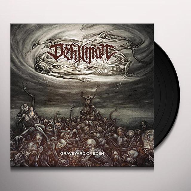 Dehuman GRAVEYARD OF EDEN Vinyl Record
