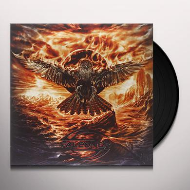 FALCONER BLACK MOON RISING Vinyl Record
