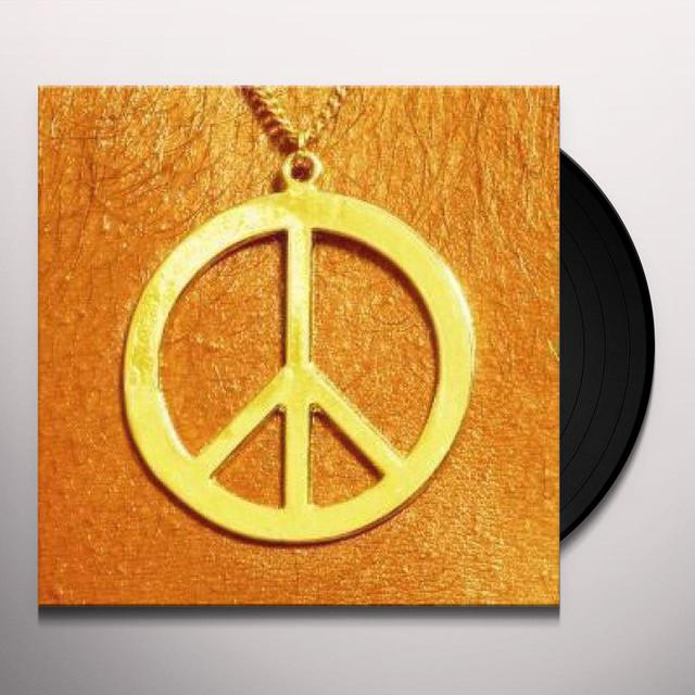 Peace MONEY Vinyl Record