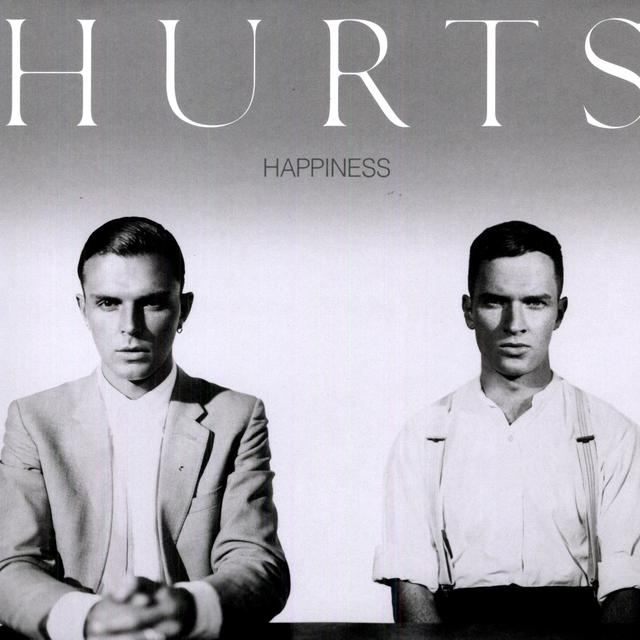 Hurts HAPPINESS Vinyl Record