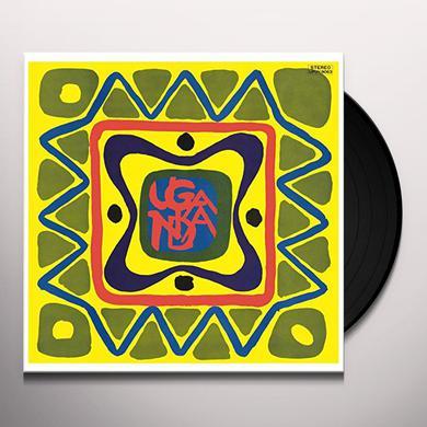 Akira Ishikawa & Count Buffalos UGANDA Vinyl Record