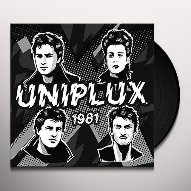 UNIPLUX 1981 Vinyl Record