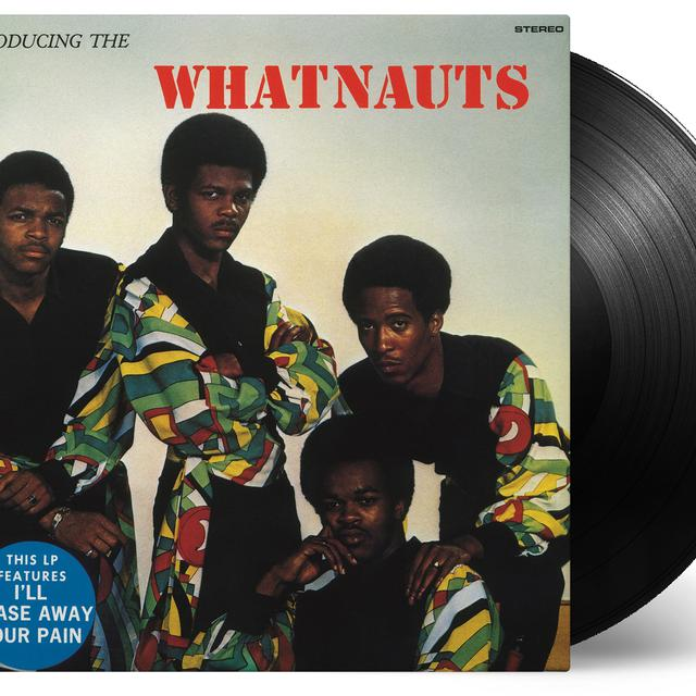INTRODUCING THE WHATNAUTS Vinyl Record