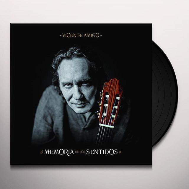 Vicente Amigo MEMORIA DE LOS SENTIDOS Vinyl Record