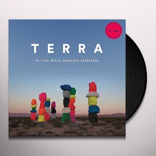 Luci Della Centrale Elettrica TERRA Vinyl Record
