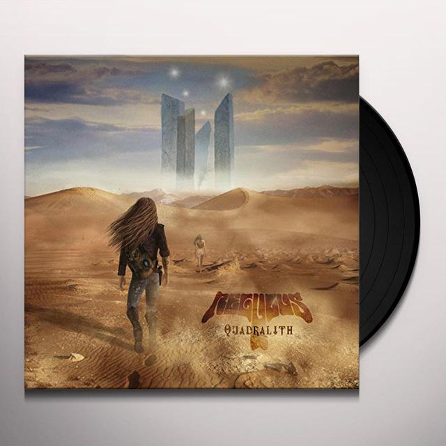 Regulus QUADRALITH Vinyl Record