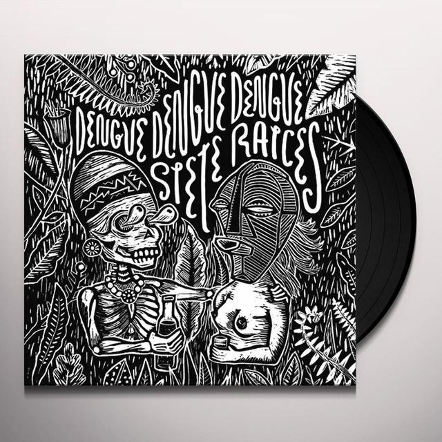 DENGUE DENGUE DENGUE SIETE RAICES Vinyl Record