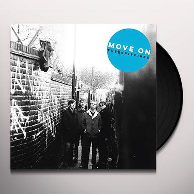 SPITFIRES MOVE ON Vinyl Record