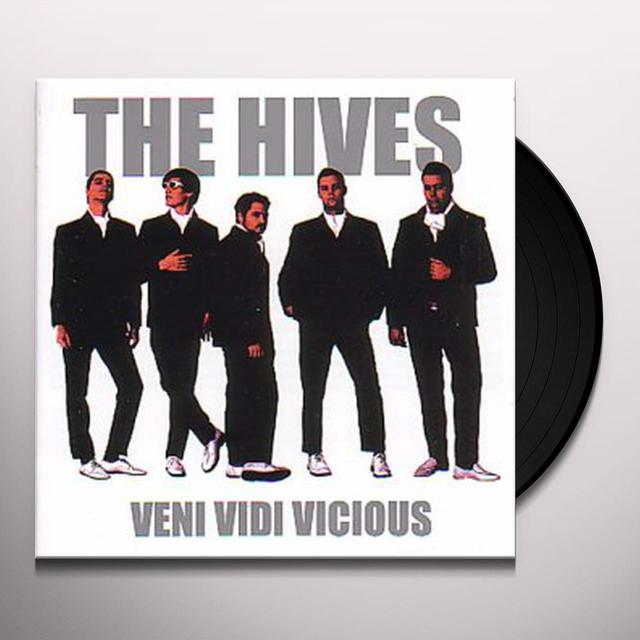 Hives VENI VIDI VICIOUS Vinyl Record