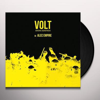 Alec Empire VOLT / O.S.T. Vinyl Record