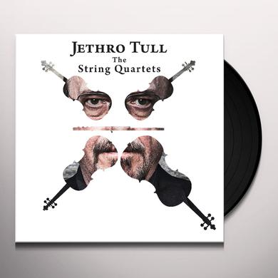 JETHRO TULL - THE STRING QUARTETS Vinyl Record