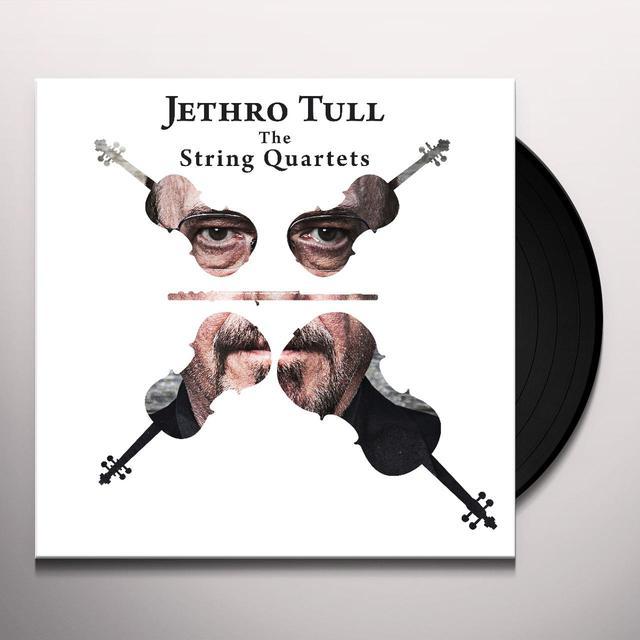 Jethro Tull THE STRING QUARTETS Vinyl Record