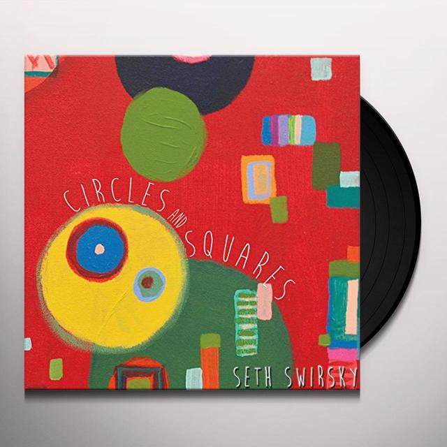 Seth Swirsky CIRCLES & SQUARES Vinyl Record