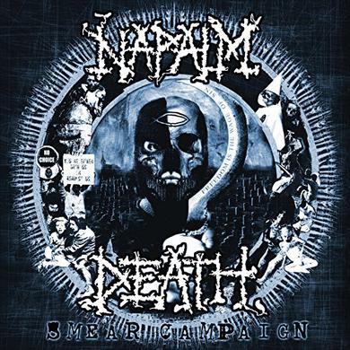 Napalm Death SMEAR CAMPAIGN Vinyl Record