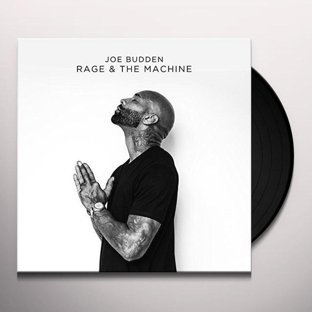 Joe Budden RAGE & THE MACHINE Vinyl Record