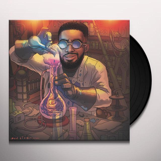 Aaron Rose ELIXIR Vinyl Record