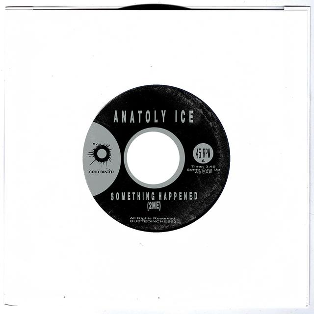 Anatoly Ice SOMETHING HAPPENED (2ME) / LIGHT Vinyl Record