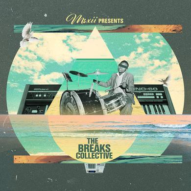 MSXII SOUND DESIGN BREAKS COLLECTIVE Vinyl Record